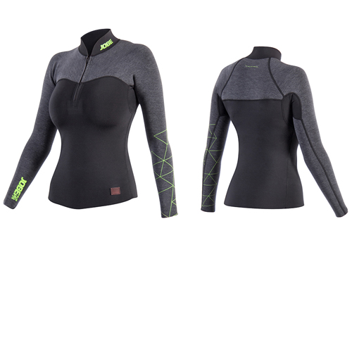 dames top neopreen