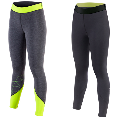dames neopreen legging Reversible