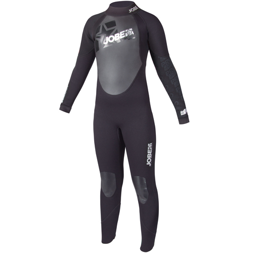 Jobe Progress Rebel 3.0 /2.5 zwart lange wetsuit kinderen