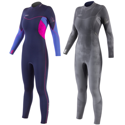 Victoria 3/2 surfpak dames reversible