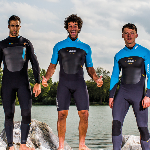 Jobe Impress Exec Shorty 3/2 GBS korte wetsuit heren