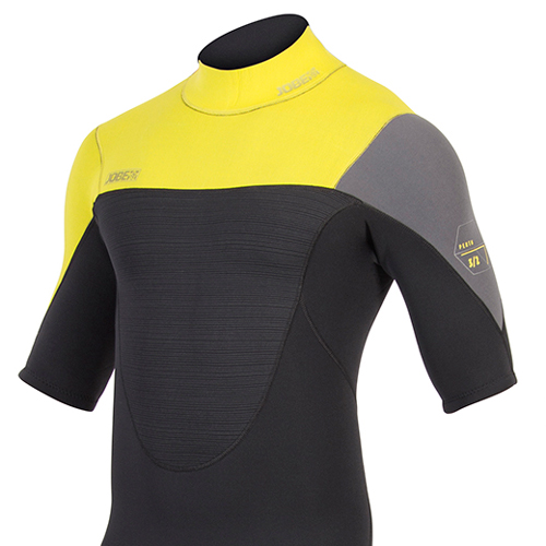 Jobe Perth shorty 3/2 geel wetsuit heren