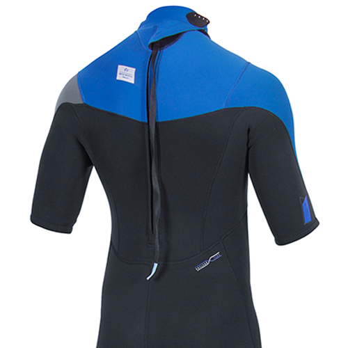 Jobe Perth 3/2 blauw surfshorty heren