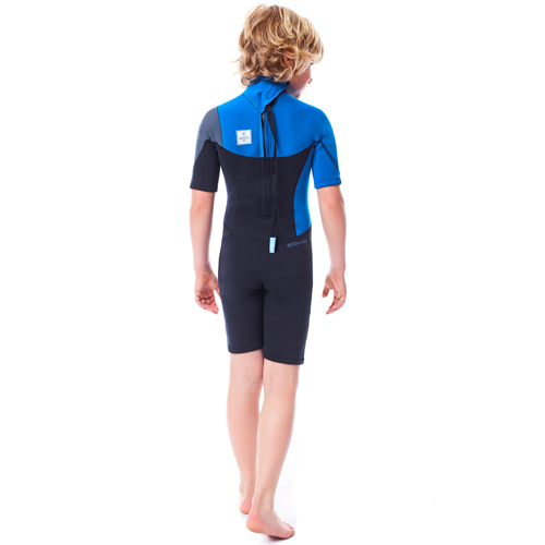 Jobe Boston shorty 3/2 kinder wetsuit blauw