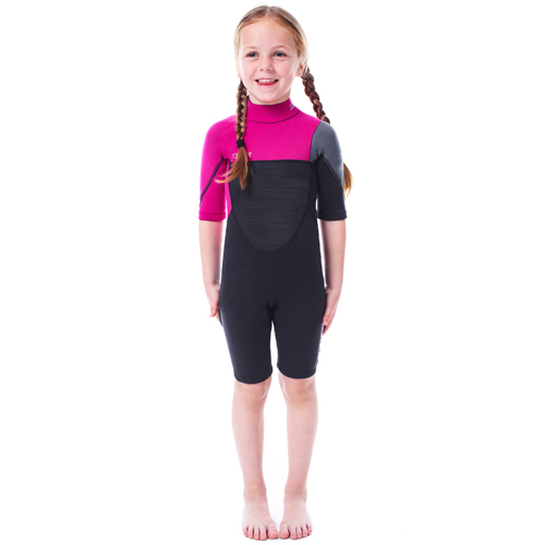 Jobe Boston shorty 3/2 roze surfpak kind