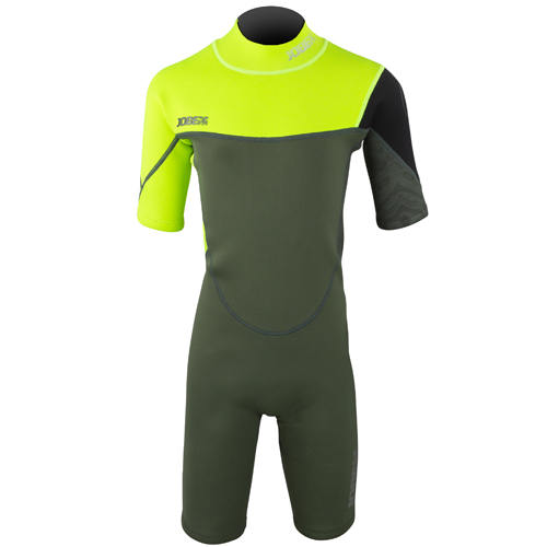 Jobe boston shorty wetsuit kind 2mm army green