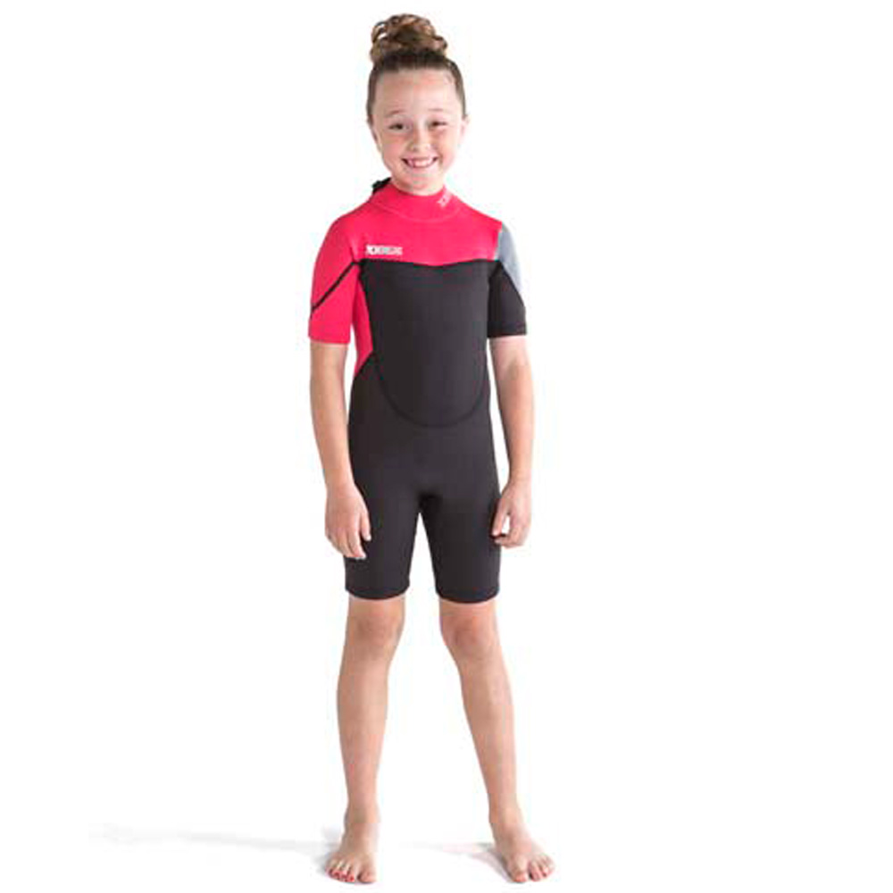 Jobe boston shorty wetsuit kind 2mm hot pink