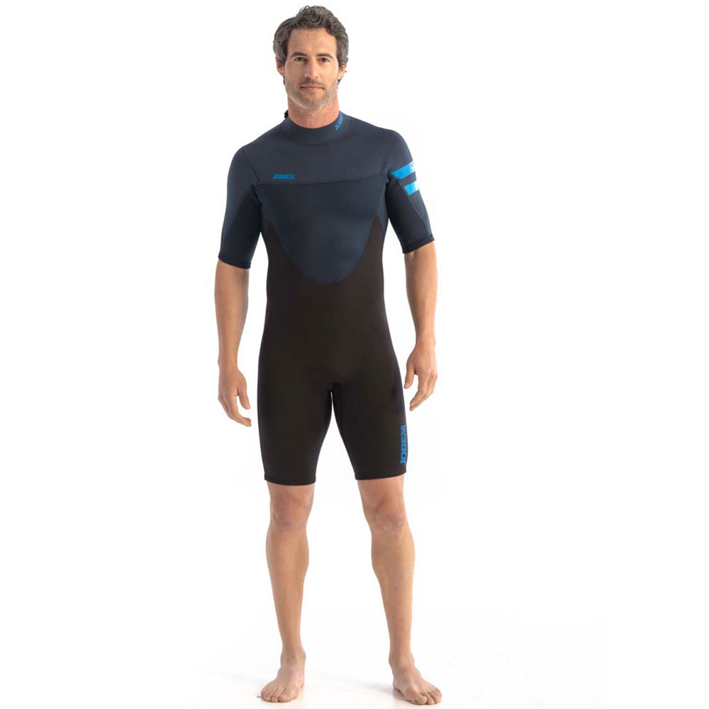 Jobe perth 3/2mm shorty wetsuit heren blauw