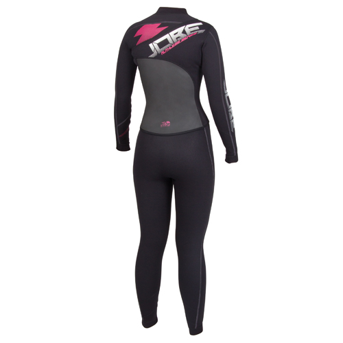Jobe Ruthless Long John Jacket Women dames wetsuit