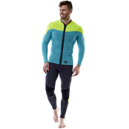 Jobe toronto jacket 2mm heren blauw