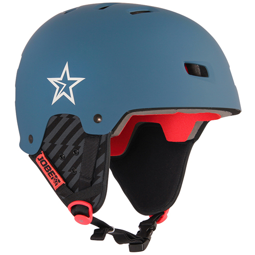 Jobe base watersport helm steel blauw