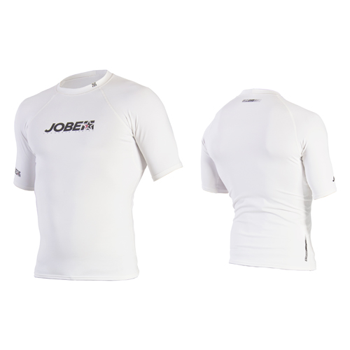 Jobe rash guard heren Progress wit
