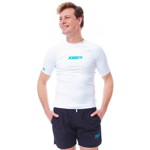 Jobe Rash Guard heren wit