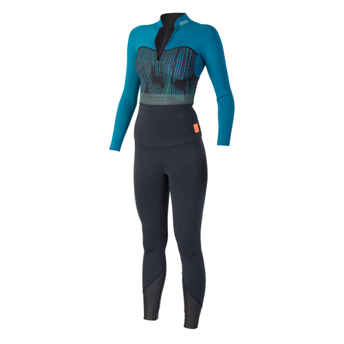 Jobe Neoprene Top 1.5 dames Teal