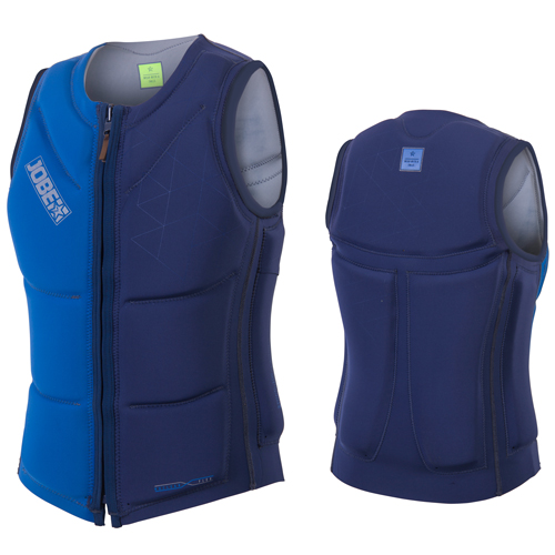 Jobe Comp impact shield heren reversible blauw