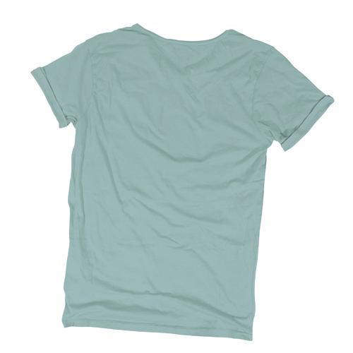 Jobe T shirt Logo heren Gray Green