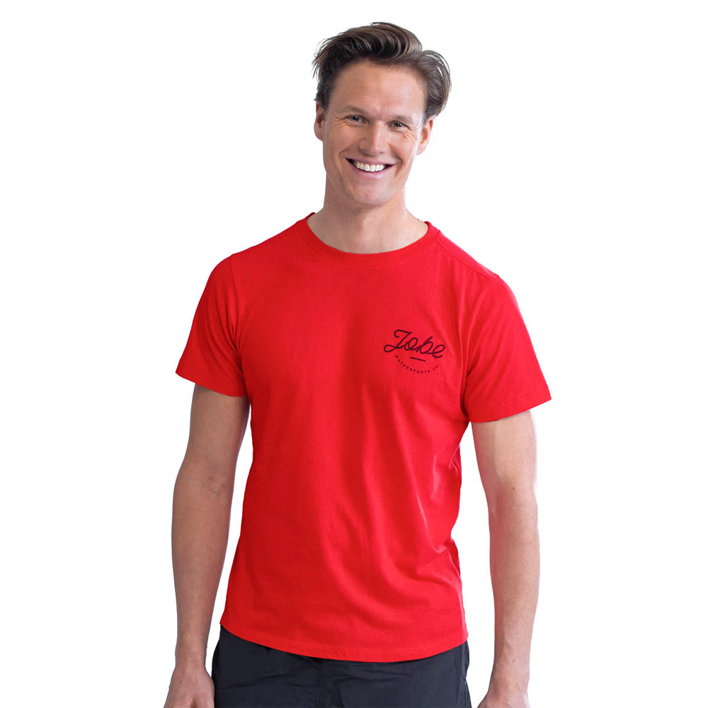 Casual T-Shirt rood