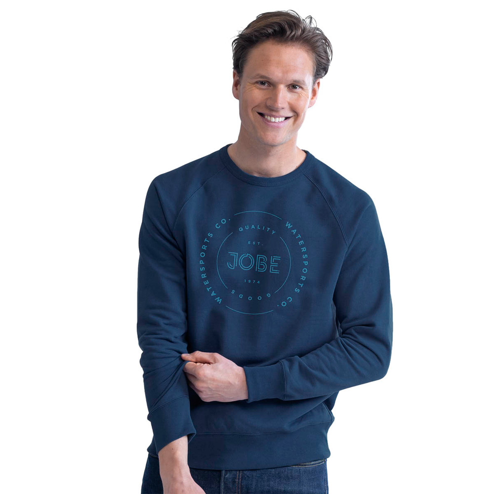 Jobe Sweater Midnight blauw