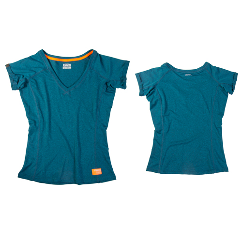 Jobe Discover sup t-shirt dames Teal
