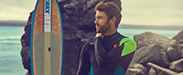 surf wetsuits